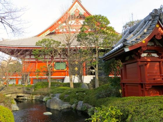 Sensoji Shrine, Asakusa, Tokyo, Japan