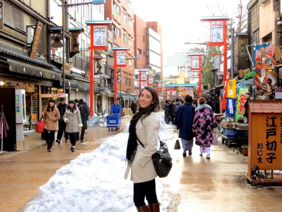 Asakusa side street