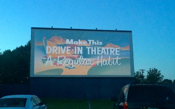 Midland Drive In, Canada