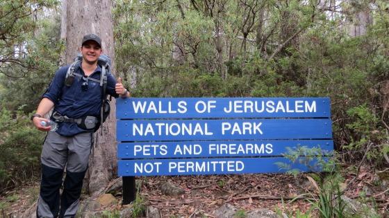 Walls of Jerusalem, Tasmania, Australia