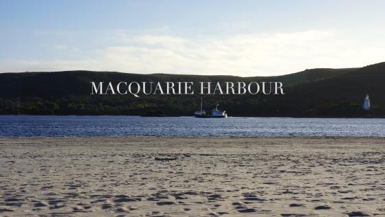 Macquarie Harbour, Tasmania, Australia