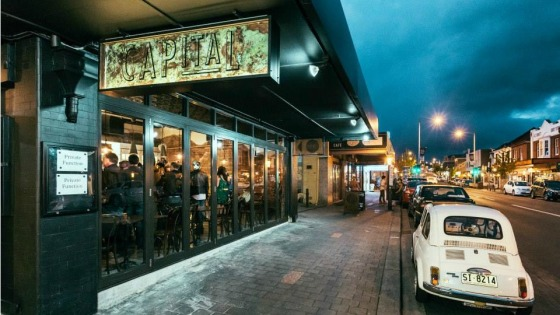 Ethos Restaurant Hobart Menu