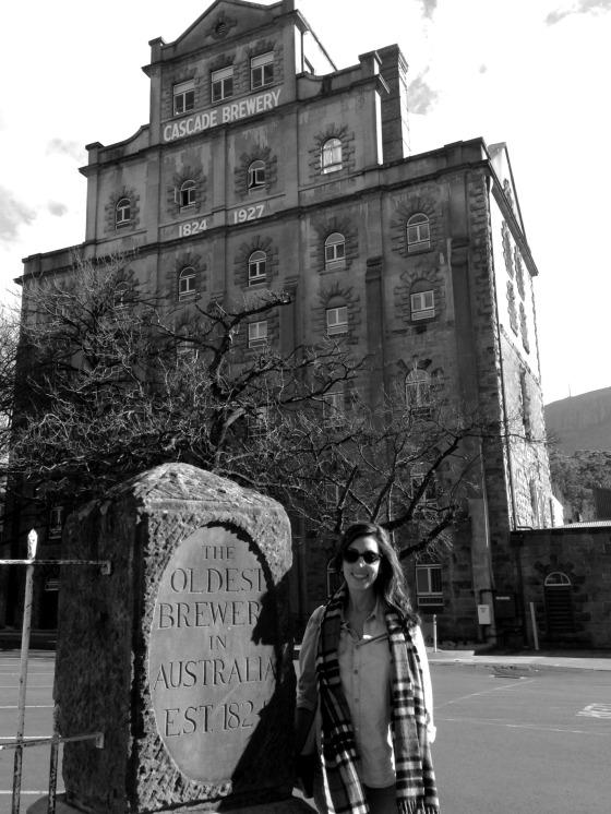 Cascade Brewery, Hobart, Tasmania