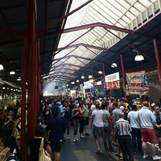 Queen Victoria Markets, Melbourne, Victoria, Australia