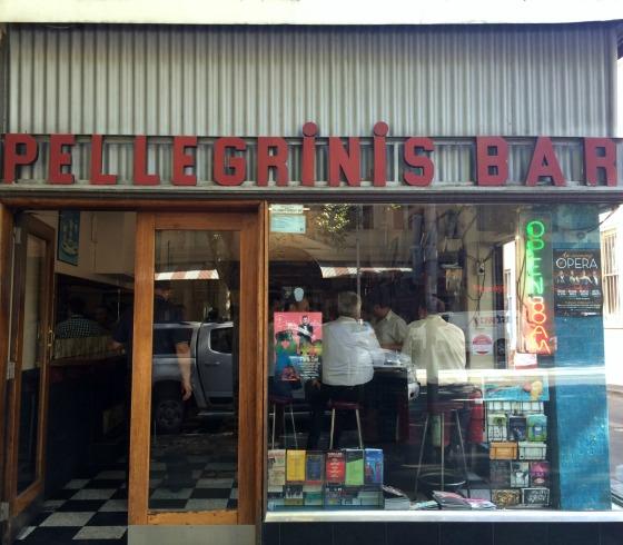 Pellegrini's, Melbourne, Victoria, Australia